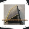 hitachi escalator stainless steel step plastic  demarcation 800mm1000mm
